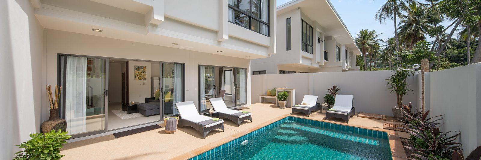 Villa Nabu - perfect private pool
