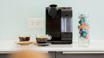 Villa Nabu - nespresso machine