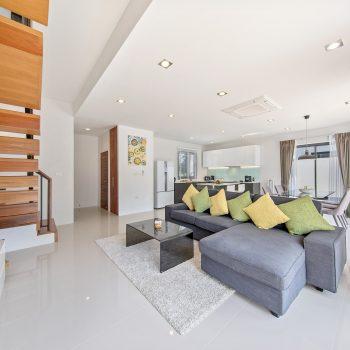 Villa Nabu - comfortable lounge