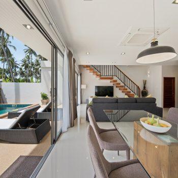 Villa Nabu - bring the outside inside