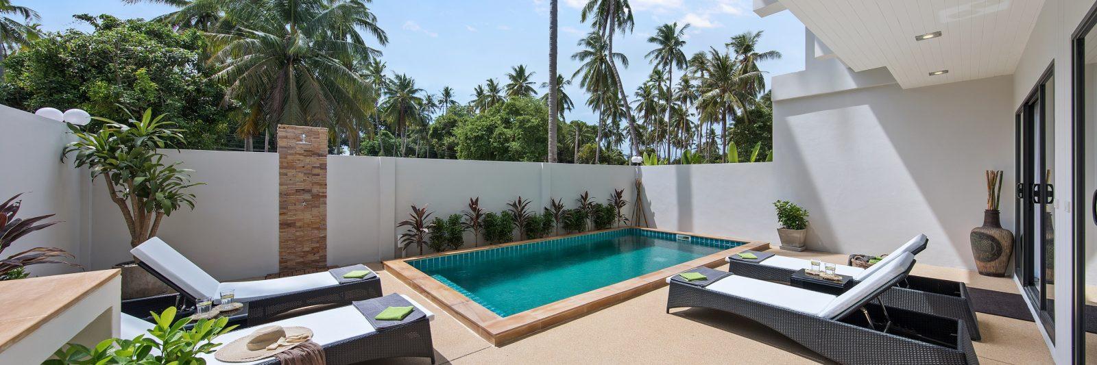 Villa Nabu - relax in the Koh Samui sun