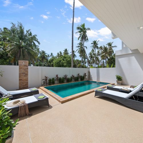 Villa Nabu - relax in the Koh Samui sun