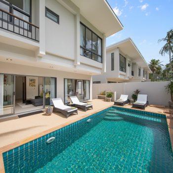 Private Pool Villa Rental Choeng Mon