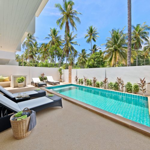 Villa Nabu - perfect private pool and terrace