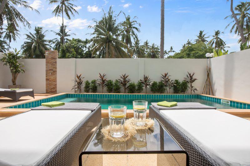 Villa Nabu - perfect private pool and terrace