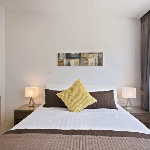 Villa Nabu - third bedroom
