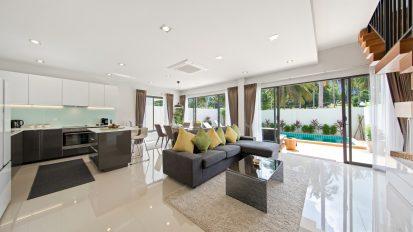 Villa Nabu - Villa Nabu - perfectly appointed downstairs