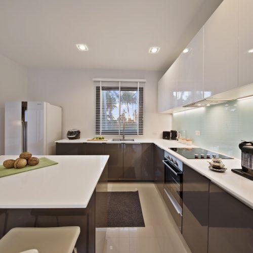 Villa Nabu - kitchen